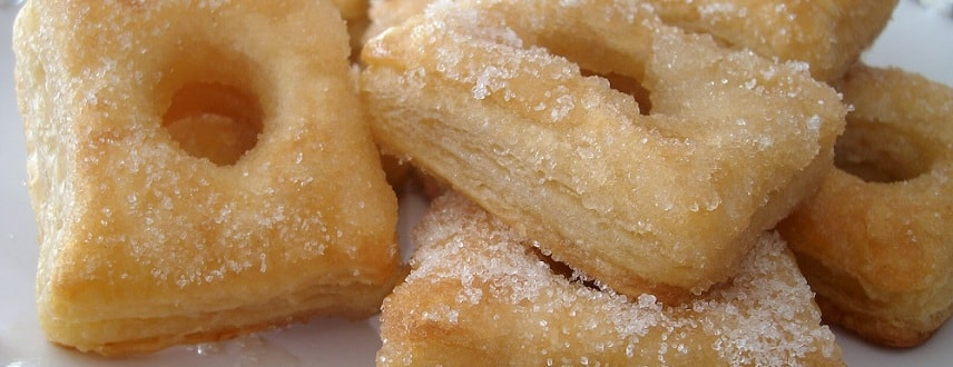 Astorga Puff Pastries Recipe