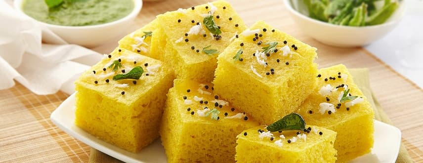 Gujarati Khaman Dhokla Recipe