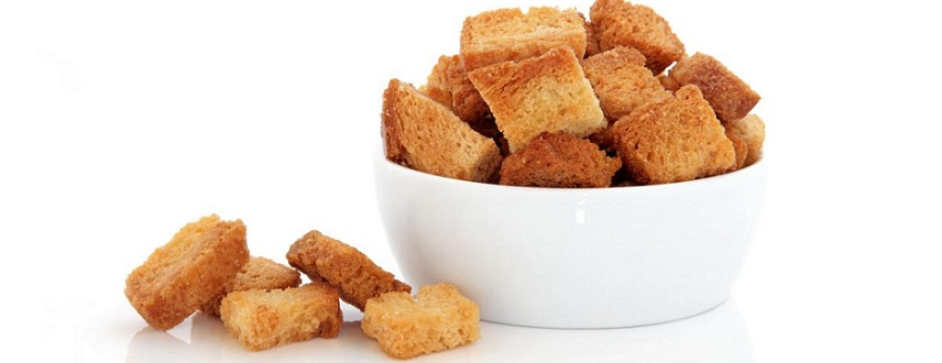 How to make Croutons at Home