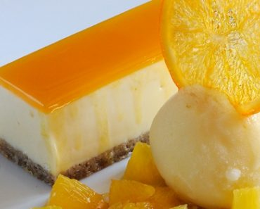 Mango Passion Fruit Mousse Recipe