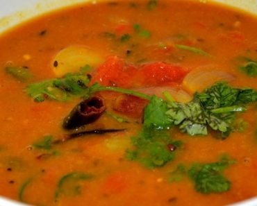 Sambar Recipe South Indian Style
