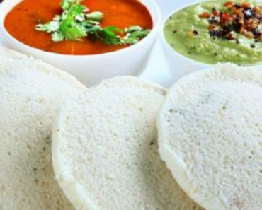 South Indian Idli Recipe