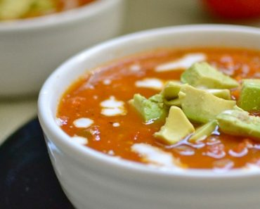 Tomato Soup Recipe at Home