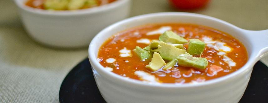 Tomato Soup Recipe at Home