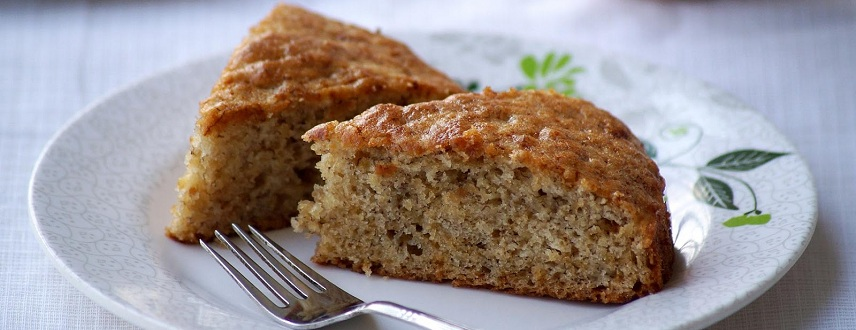 Banana Cake Recipe Without Eggs And Milk