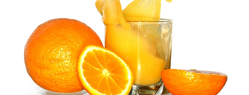 What Is Used To Make The Natural Flavor Orange
