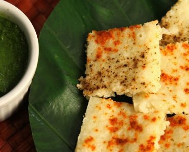 How to Make Gujarati Dhokla
