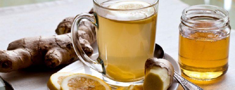 How to make Ginger Tea Recipe