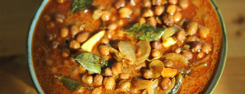 Kadala Curry Recipe