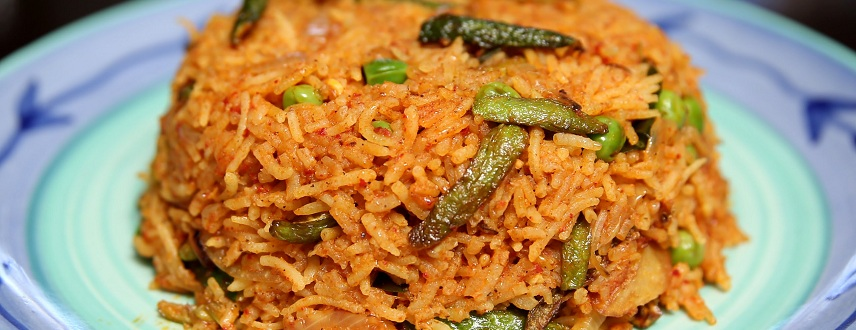 Masala Rice Recipe