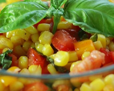 Sweet Corn Salad Recipe