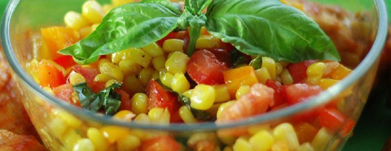 Sweet Corn Salad Recipe