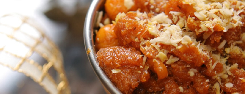 Apple Halwa Recipe | How to Make Apple Halwa at Home