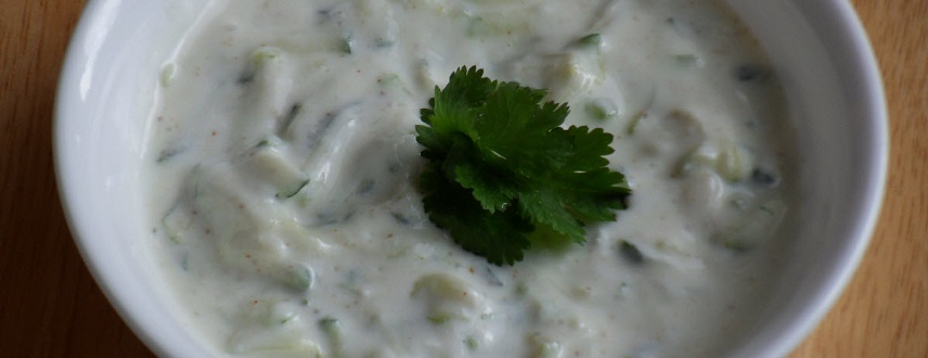 Cucumber Raita Recipe