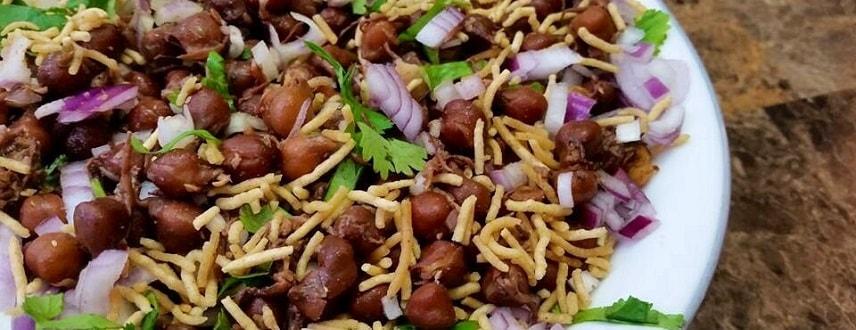 Kala Chana Chaat Recipe