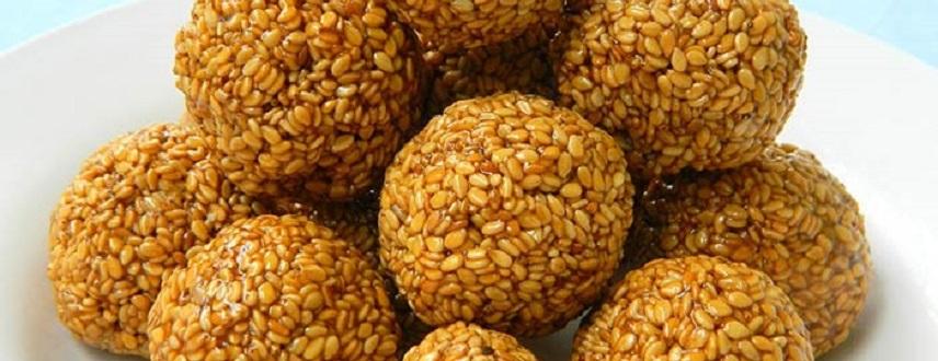 Til Ladoo Recipe : Delicious Sesame Seeds Sweet! – DesiDakaar