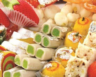 List of Different Barfi Recipe
