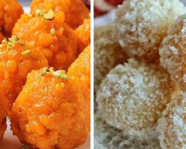 List of different types of ladoo recipes