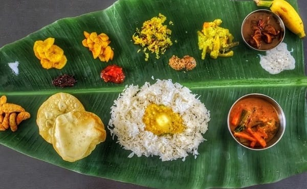 Banana Leaves are free from chemicals