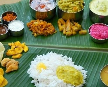 Benefits of Eating Food on Banana Leaf
