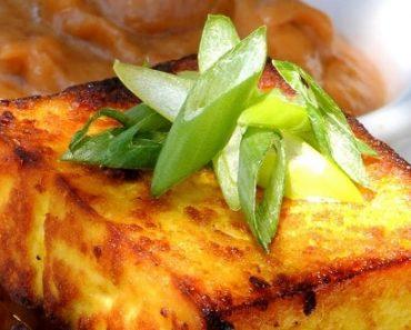 Pan Fried Tofu Recipe
