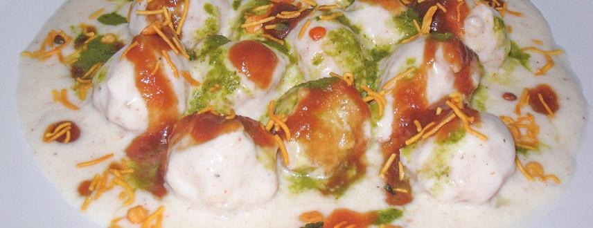 Baked Dahi Vada Recipe