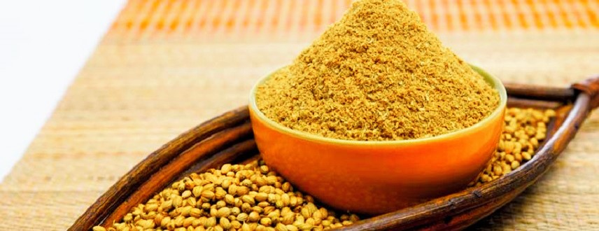 Coriander Powder Recipe