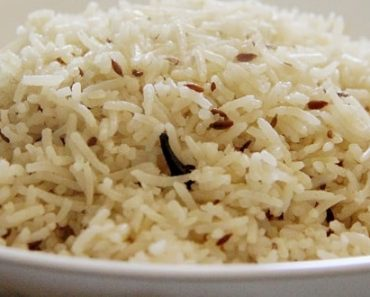 Jeera Rice Recipe in Microwave