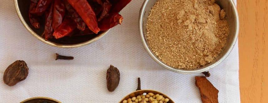 Pav Bhaji Masala Recipe