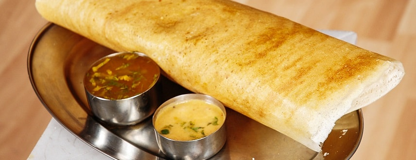 Plain Dosa Recipe - Sada Dosa Recipe