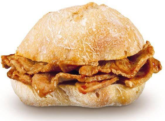 Portugese Bifana Sandwich