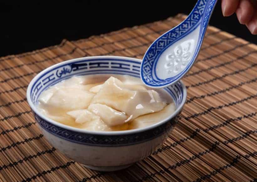 Chinese Tofu Pudding