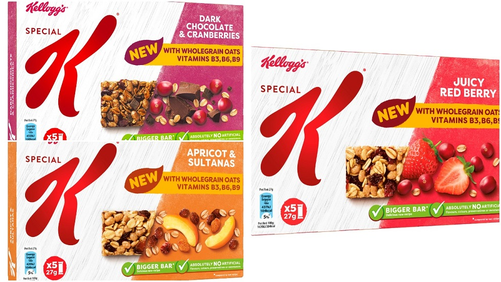 How to Get Free Samples of Kellogg's Breakfast Bars