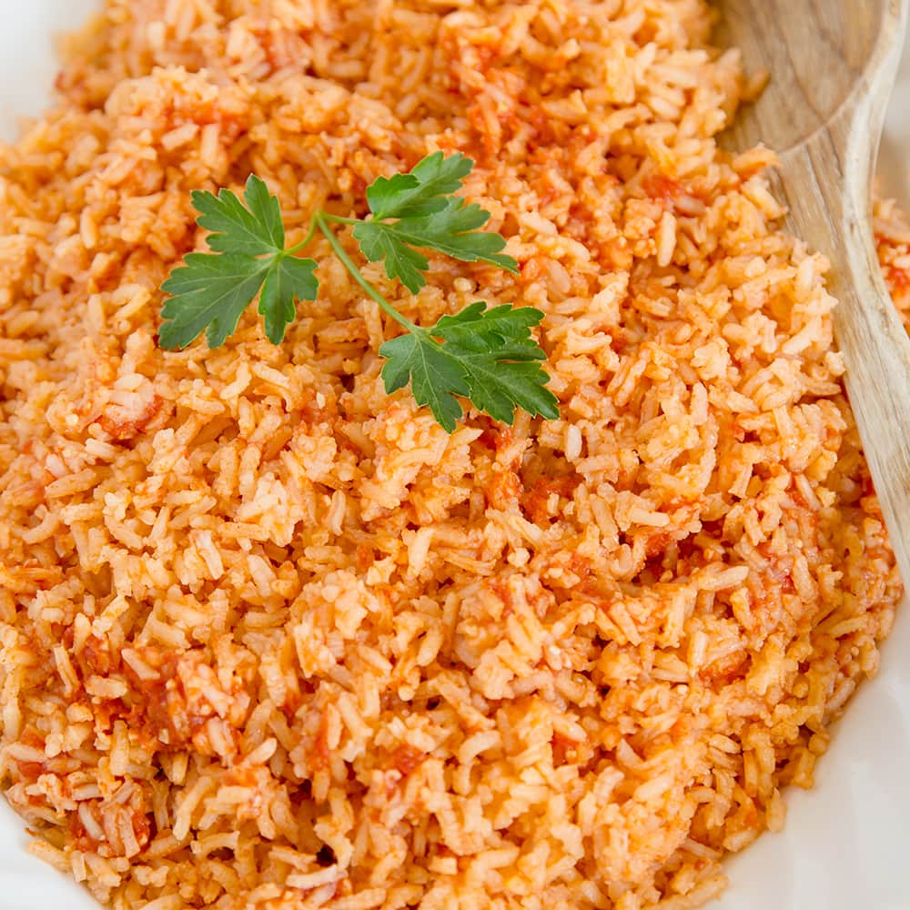 How to Get Free Samples of Spanish Rice